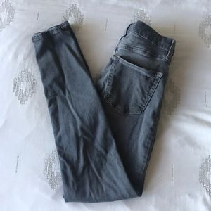 Topshop Highrise Jamie Skinny Jeans